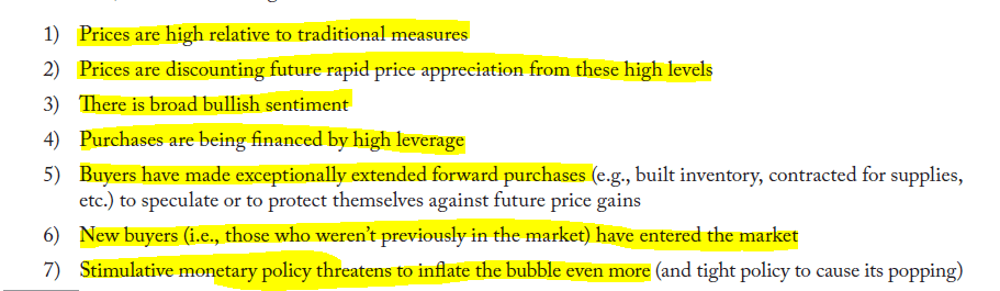 1 bubble questions