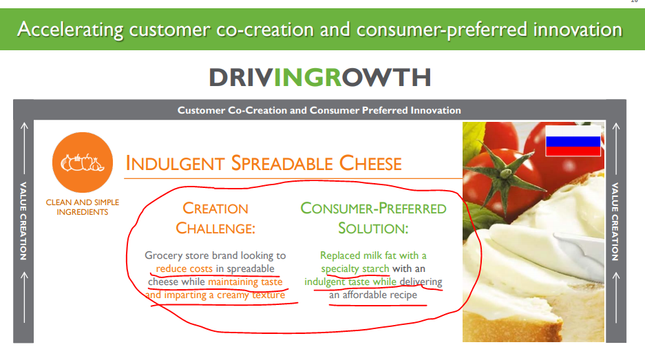 5 ingredion example