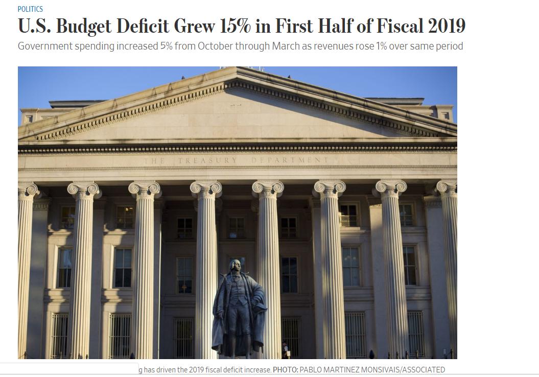 2 budged deficit