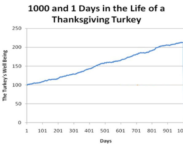 1 turkey problem