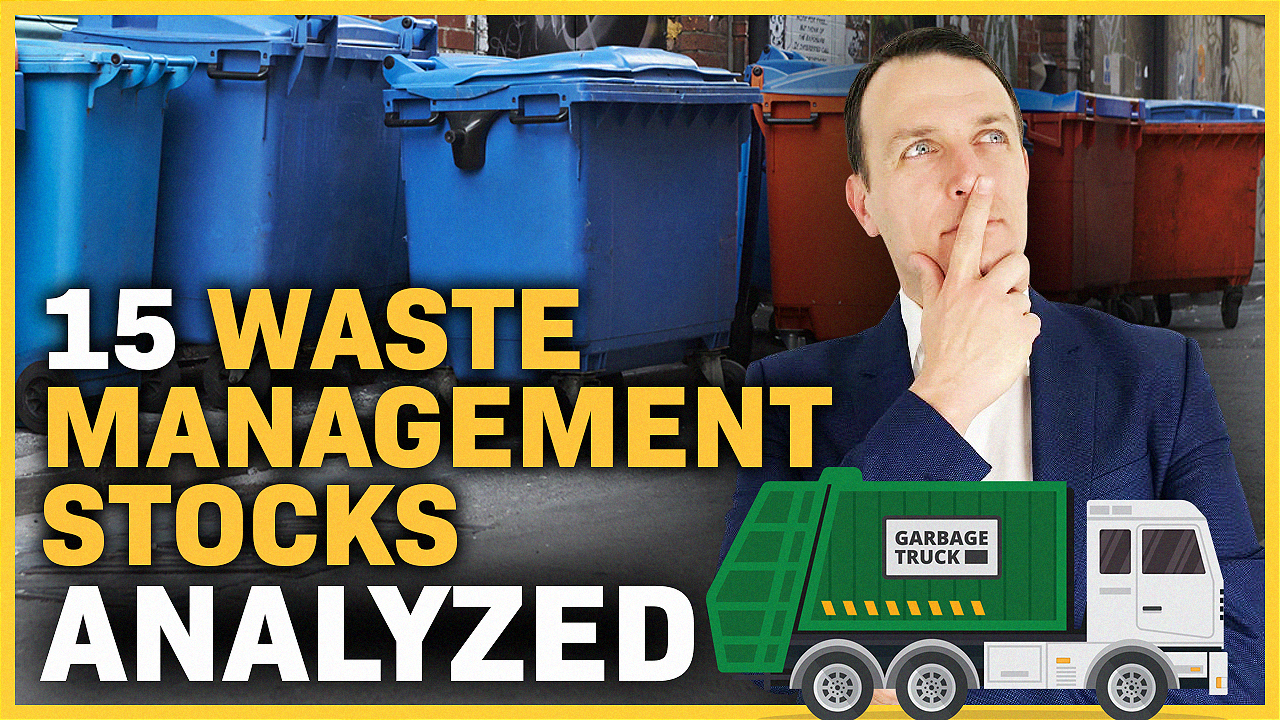 waste management stocks