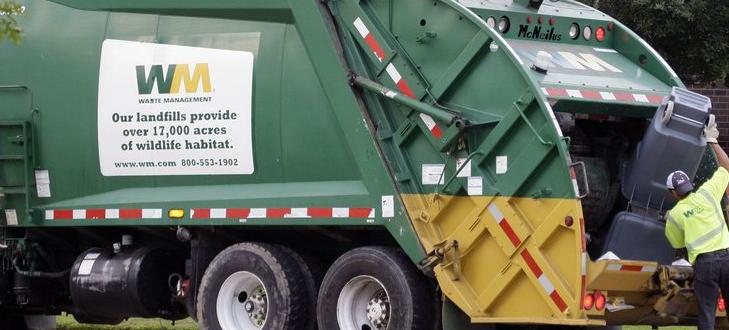 advanced disposal stock