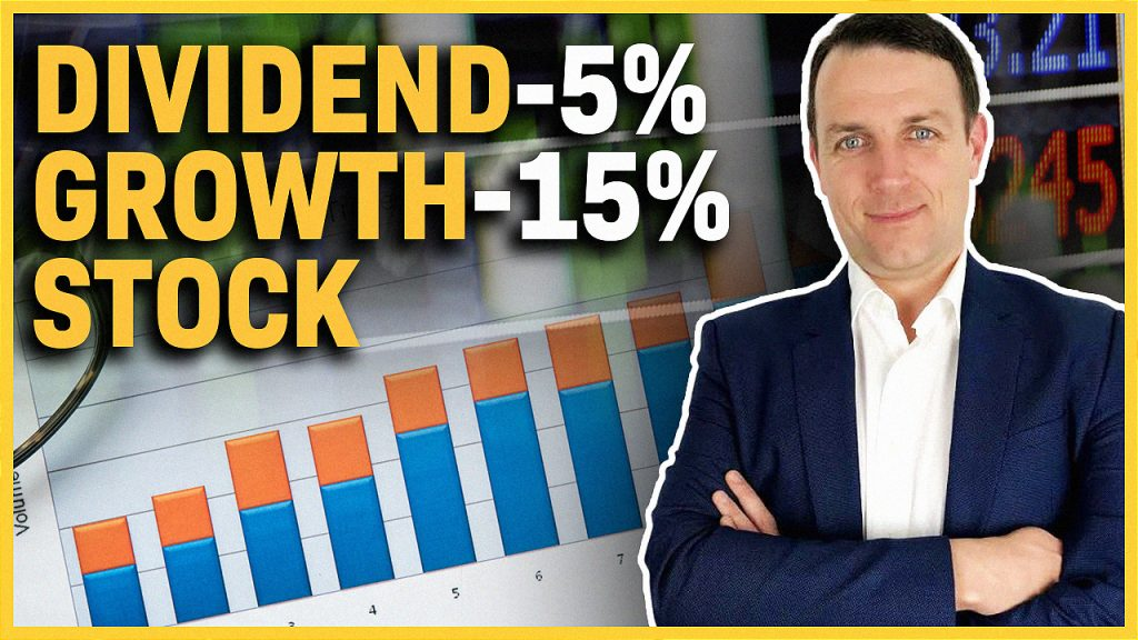 Dividend growth stock