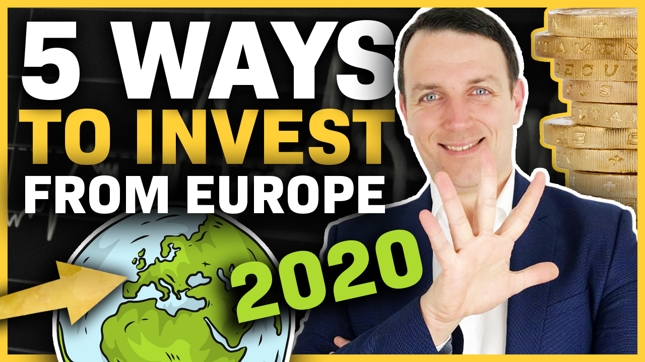 how to invest europe