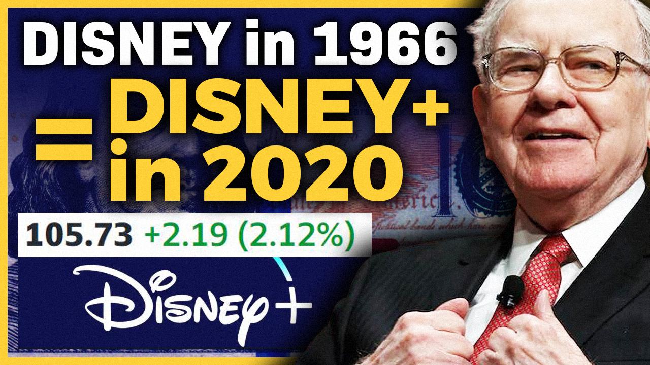 Disney stock analysis