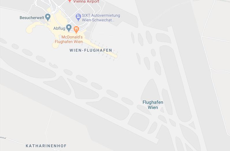 vienna airport stock